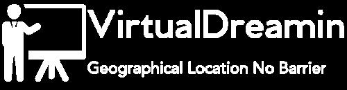 Salesforce Virtual Dreamin Logo